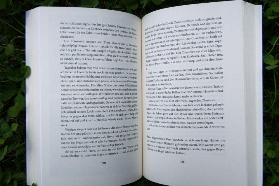 Weitere Buchseite aus Regine Rompa - Unser Hof in der Bretagne