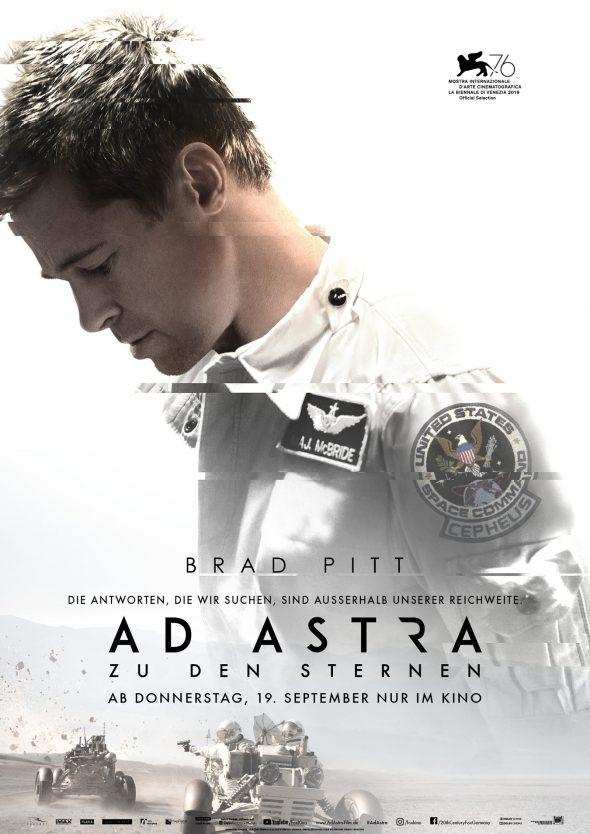 Ad Astra – Nur optisch ein Leckerbissen