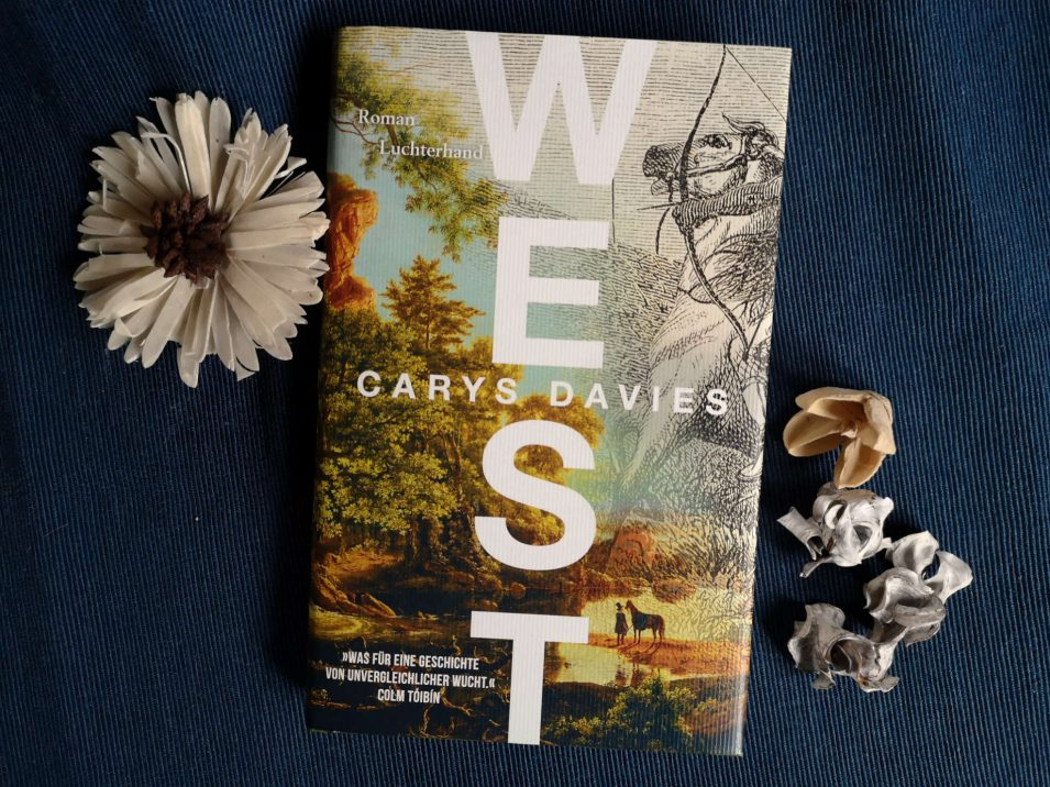 Carys Davies - West