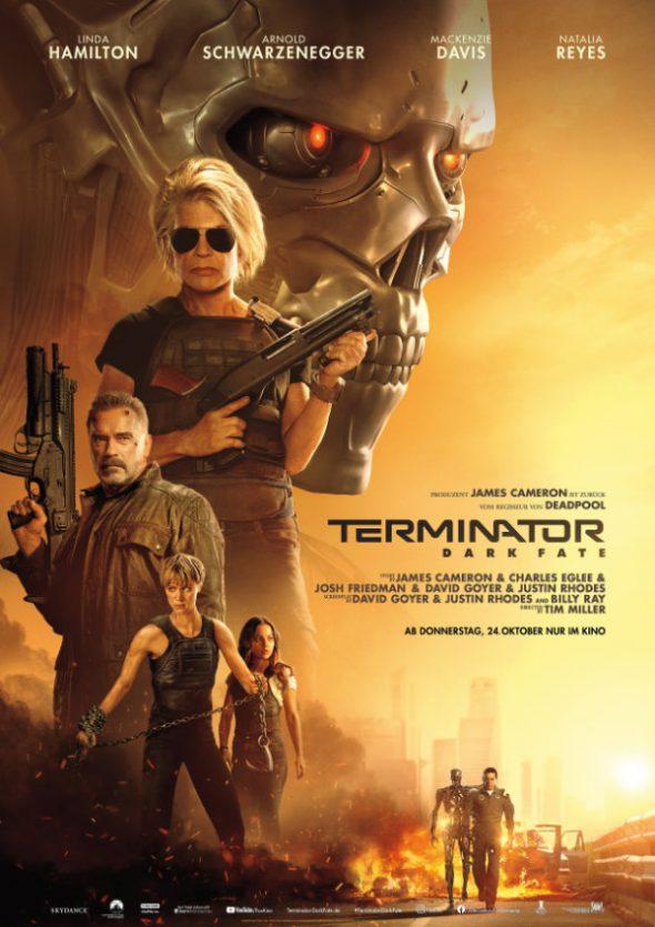 Terminator: Dark Fate – Die ewige Terminator-(Zeit)Schleife
