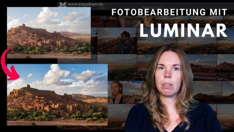 Fotobearbeitung mit Luminar