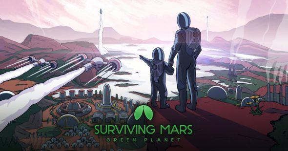 Es werde Grün! Der Green Planet-DLC von Surviving Mars