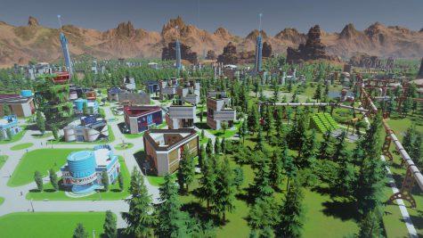 Surviving Mars - Green Planet: Leben an der frischen Luft!