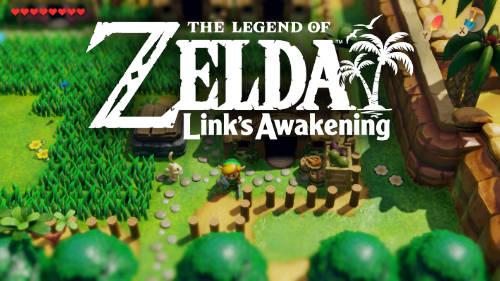 Switch-Remake: The Legend of Zelda – Link's Awakening
