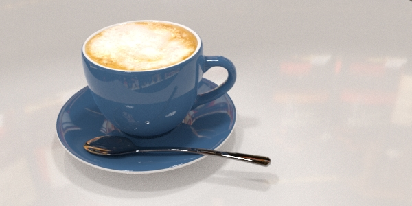 Cappuccino spendieren