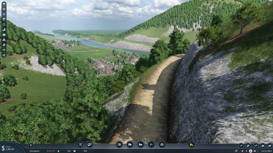 Blick von der Molkenkur (Steinbruch :D) über Heidelberg