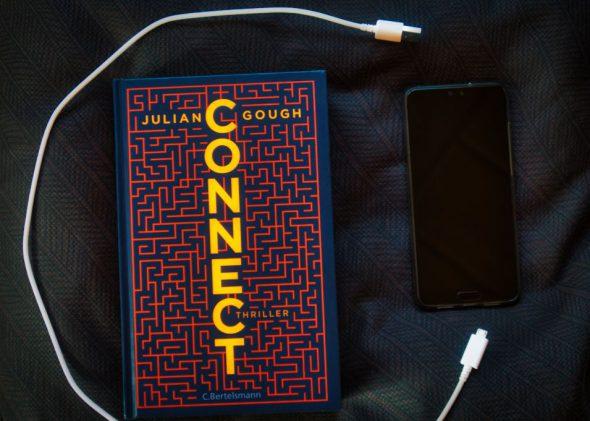 Julian Gough – Connect