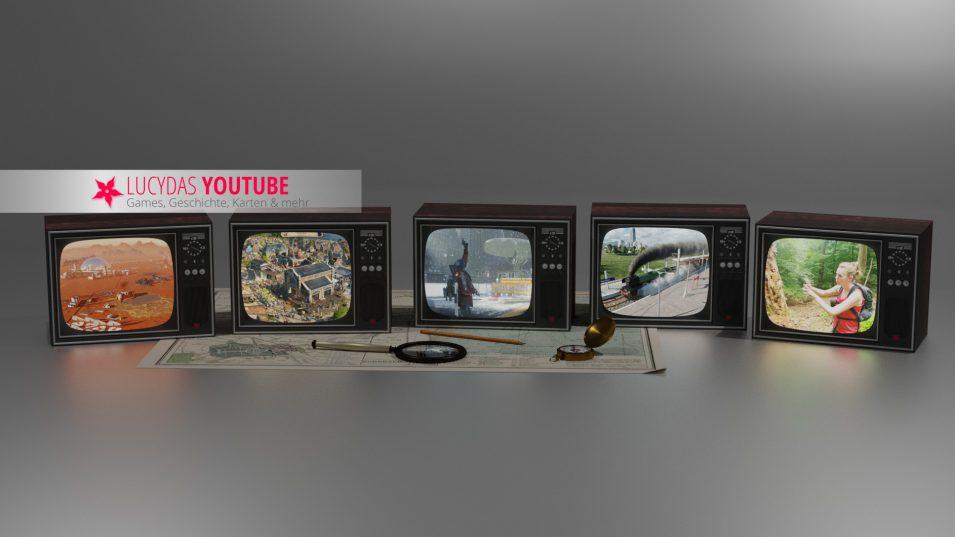Kanalbild für YouTube