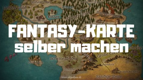 Fantasy-Karte selber machen