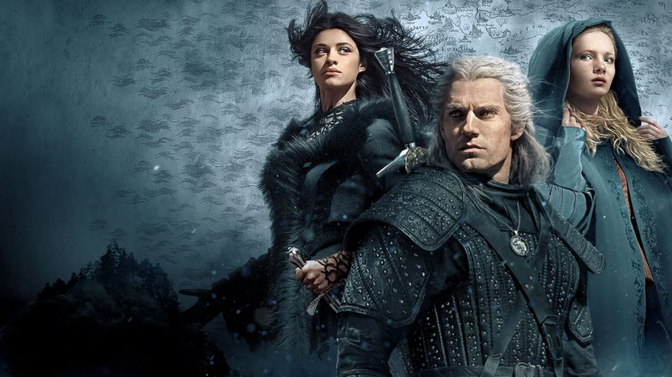 The Witcher - Geralt, Yennefer und Ciri