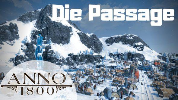 Auf in die Arktis mit Anno 1800 – Die Passage