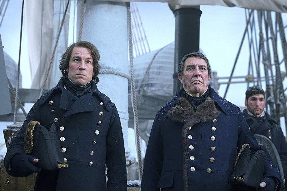 Fitzjames und Franklin in The Terror