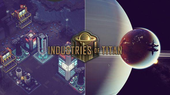 Industries of Titan (Early Access) – Neonstädte auf einem Saturnmond