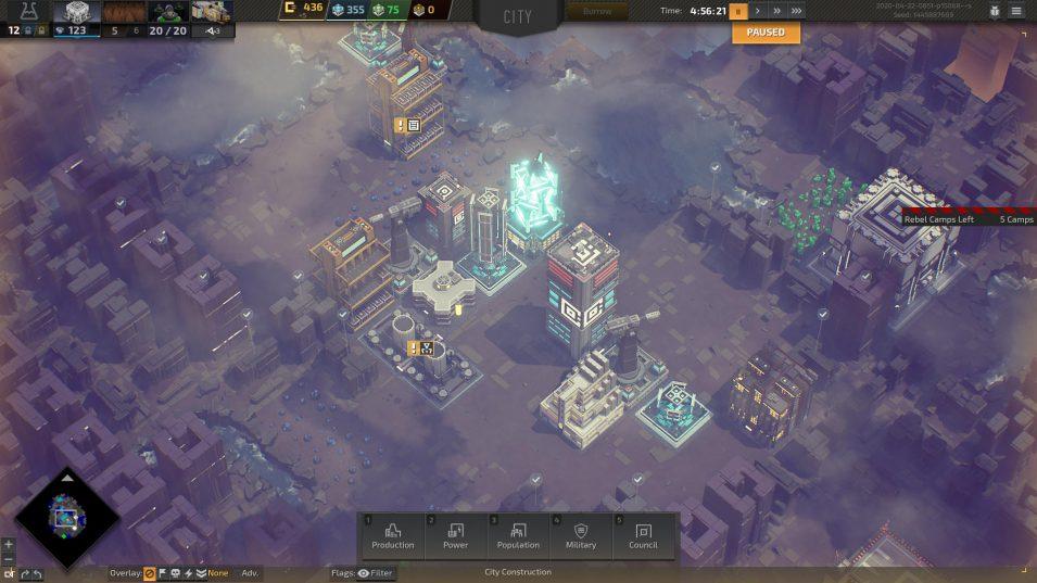 Tag auf dem Titan -  Industries of Titan (Early Access)