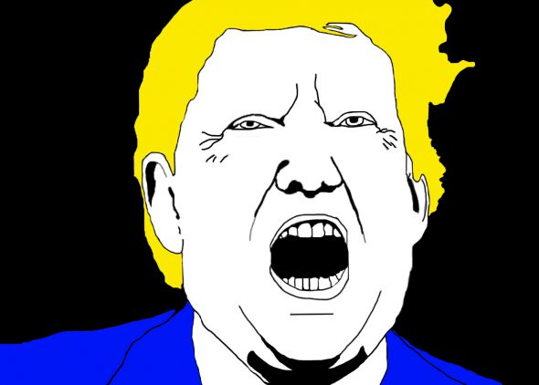 Trump – Es ist wie ein Unfall