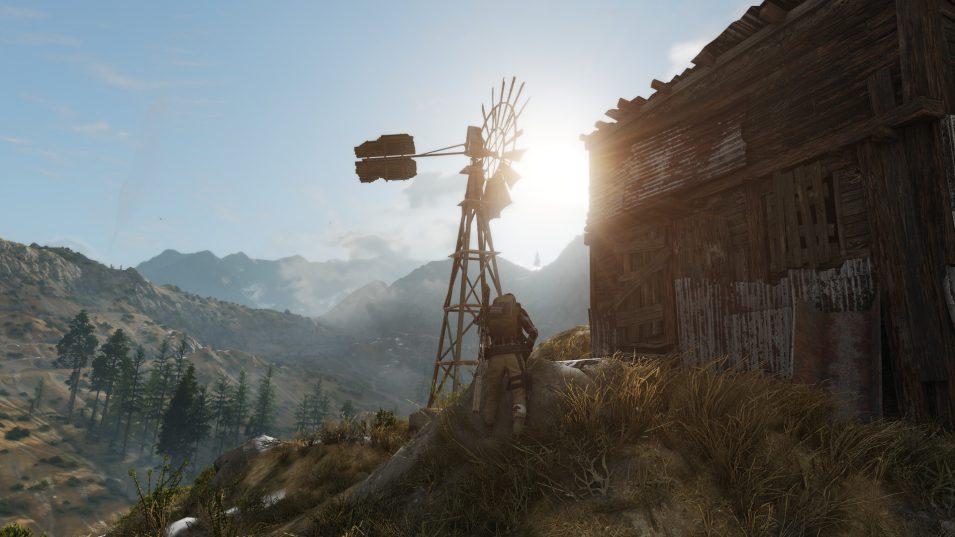 Ghost Recon Breakpoint - Verlassene Hütte in den Bergen