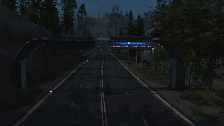 Ghost Recon Breakpoint - Leere Straße