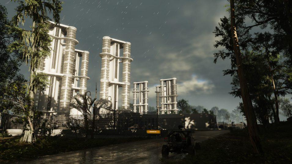 Ghost Recon Breakpoint - Moderne Farmtürme