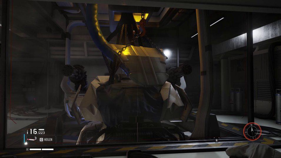 Ghost Recon Breakpoint - Prototyp eines Killerroboters