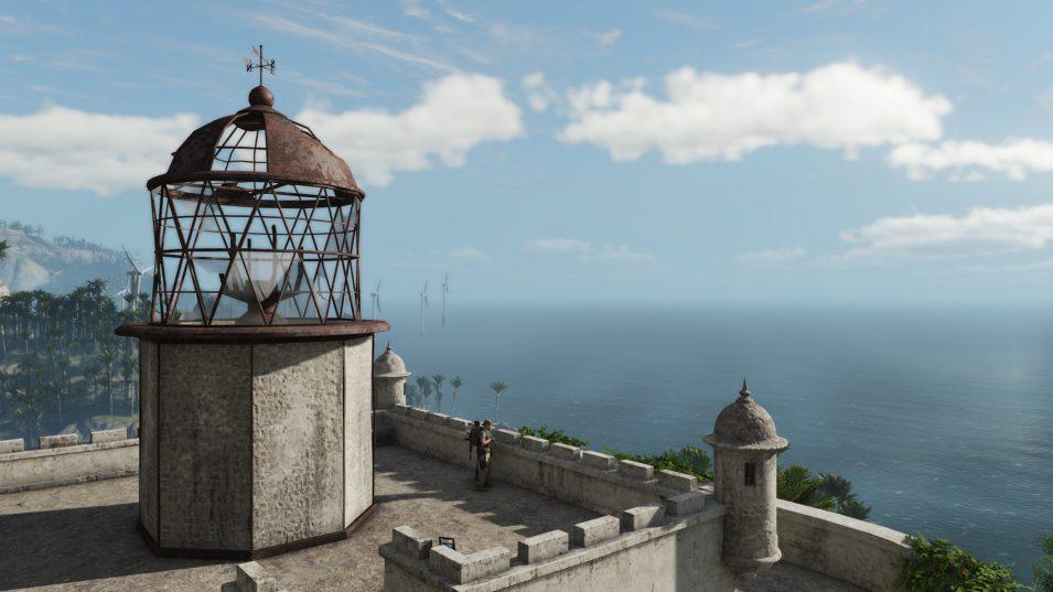 Ghost Recon Breakpoint - Alte spanische Festung an der Küste
