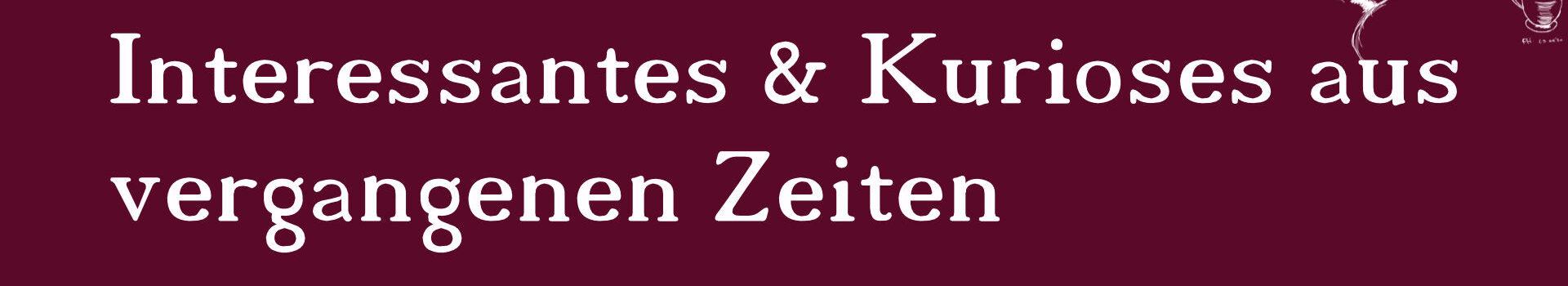 28. Januar 1886 – Der geprellte Zar und sein Schneider