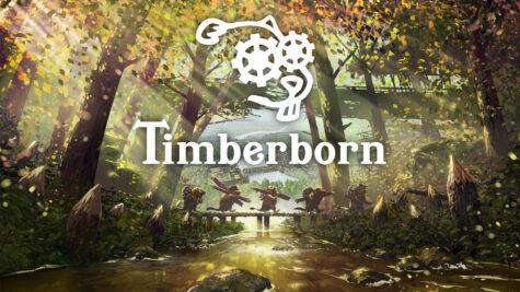 Timberborn Titelbild