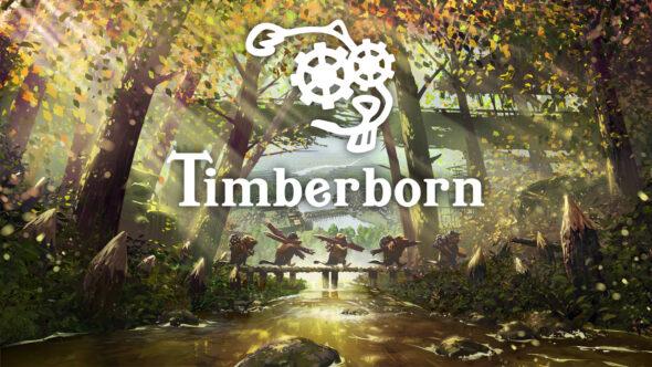 Timberborn – Stadtbau mit Bibern :D