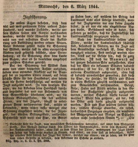 Seite 1 des Artikels
