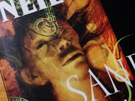 Detail von Dream auf dem Cover