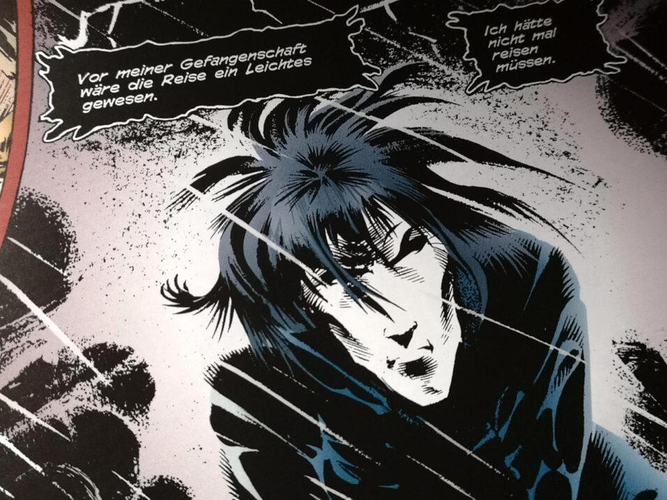 Dream in Neil Gaimans Sandman Graphic Novel