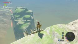 Breath of the Wild Erkundung