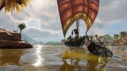Assassins Creed Origins | Schwimmen