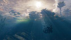 Assassins Creed Origins | Unterwasser