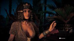 Kleopatra in Assassins Creed