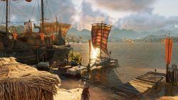 Sonnenaufgang - Assassins Creed Origins