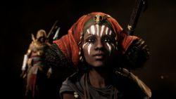 Verrückte Frau - Assassins Creed Origins